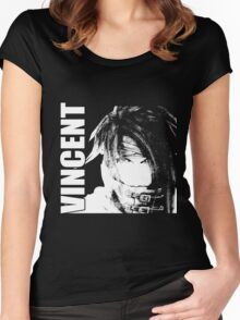 Vincent - Final Fantasy VII Women's Fitted Scoop T-Shirt