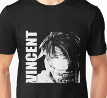 Vincent - Final Fantasy VII Unisex T-Shirt
