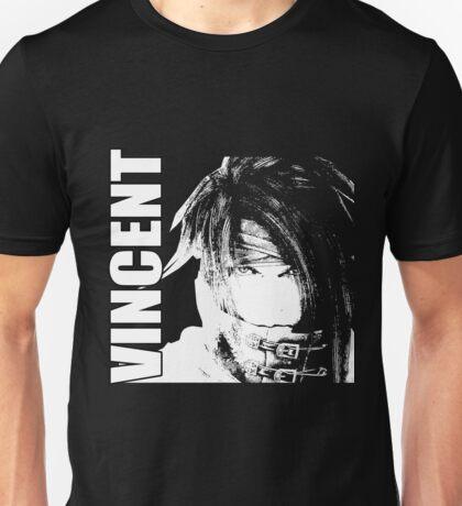 Vincent - Final Fantasy VII Unisex T-Shirt