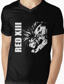 Red XIII - Final Fantasy VII Mens V-Neck T-Shirt