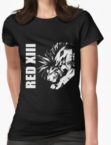 Red XIII - Final Fantasy VII Womens Fitted T-Shirt