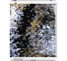 Black Division iPad Case/Skin