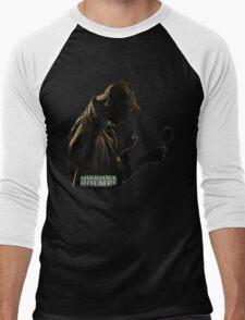 SherlockHolmes 0004 Men's Baseball ¾ T-Shirt