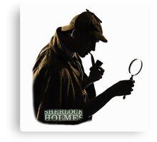 SherlockHolmes 0004 Canvas Print