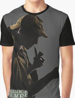 SherlockHolmes 0004 Graphic T-Shirt