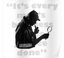 SherlockHolmes 0005 Poster