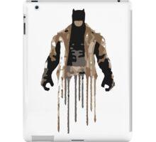 Knightmare Batman iPad Case/Skin