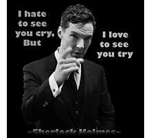 SherlockHolmes 0006 Photographic Print