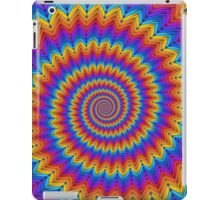 Psychedelic Spiral iPad Case/Skin