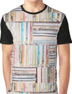 Books Vintage Graphic T-Shirt