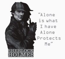 SherlockHolmes 0007 One Piece - Short Sleeve