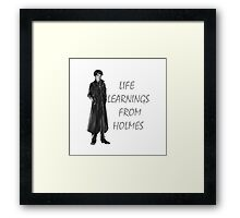 SherlockHolmes 0008 Framed Print