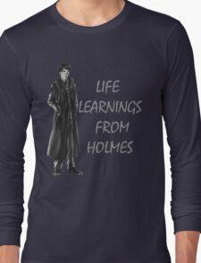 SherlockHolmes 0008 Long Sleeve T-Shirt