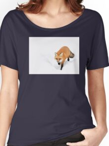 Red Fox - Algonquin Park Women's Relaxed Fit T-Shirt