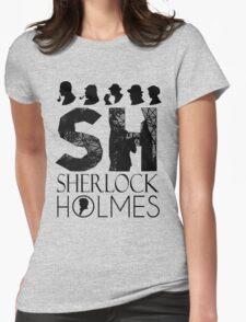 SherlockHolmes 0010 Womens Fitted T-Shirt