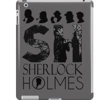 SherlockHolmes 0010 iPad Case/Skin