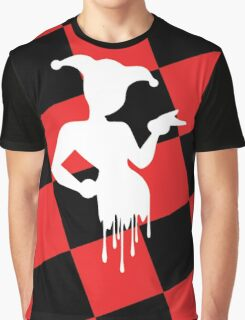 Harley Quinn - Go Crazy Graphic T-Shirt