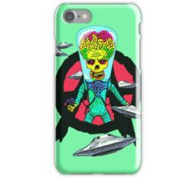 The Martian Misfit iPhone Case/Skin