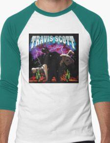 TRAVIS SCOTT - RODEO TOUR [4K] Men's Baseball ¾ T-Shirt