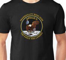 Apollo 11 Insignia Unisex T-Shirt