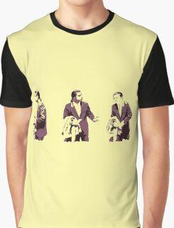 Vincent Vega Confused Graphic T-Shirt