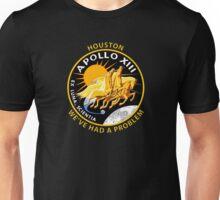Nasa's Apollo 13 Insignia. Unisex T-Shirt