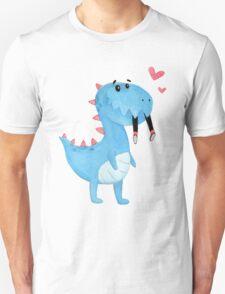dino snacks Unisex T-Shirt