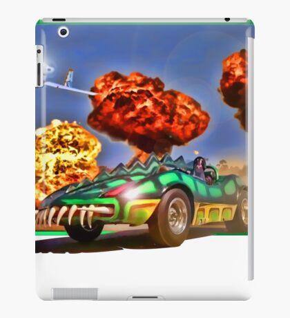 Death Race 2000 iPad Case/Skin