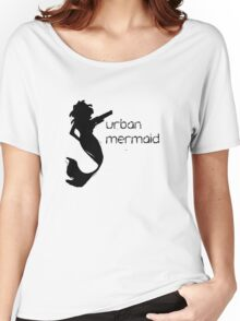 Urban Mermaid Women's Relaxed Fit T-Shirt