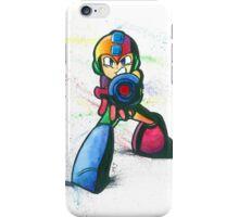 """Mega Shooter"" iPhone Case/Skin"