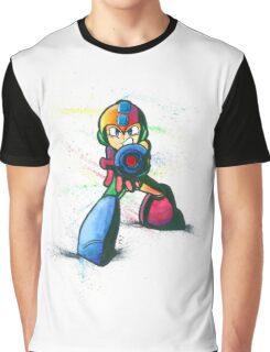 """Mega Shooter"" Graphic T-Shirt"