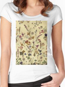 Victoriana - Summer Women's Fitted Scoop T-Shirt