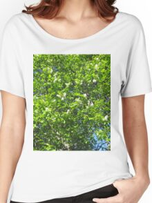 Arbor etiam albūmen florere Women's Relaxed Fit T-Shirt