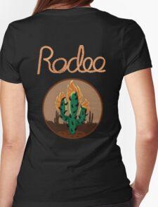 TRAVIS SCOTT - RODEO [4K]  Womens Fitted T-Shirt