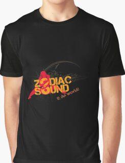 Zodiac Sound 2 da world! Graphic T-Shirt