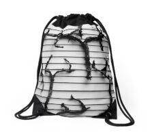 Wine Vine II - Wilyabrup, WA Drawstring Bag