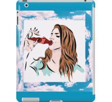 Clouds & Cola  iPad Case/Skin