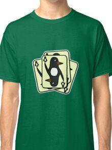 Shuffling Penguins [Big] Classic T-Shirt