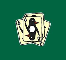 Shuffling Penguins [Big] Unisex T-Shirt