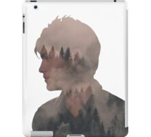 Alec - Shadowhunters - Forest iPad Case/Skin