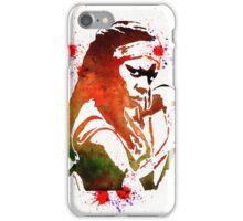 Walking Dead Michonne Stencil Style iPhone Case/Skin