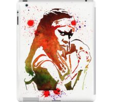 Walking Dead Michonne Stencil Style iPad Case/Skin