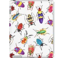 Watercolor Bugs iPad Case/Skin