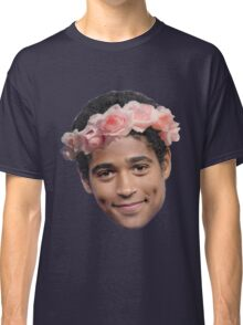 Alfred Enoch Flower Crown Classic T-Shirt
