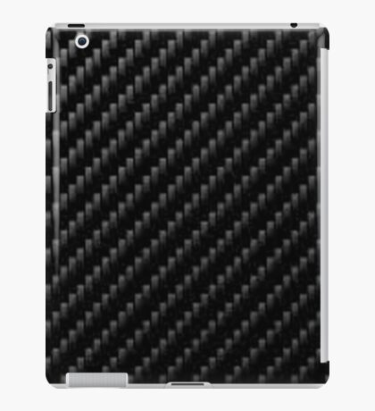 Carbon Fibre Laptop Skin iPad Case/Skin