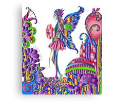 A Midsummer Knight's Dream Canvas Print