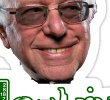 Bernie Breaking Bank Sticker