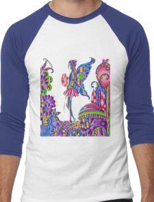 A Midsummer Knight's Dream Men's Baseball ¾ T-Shirt