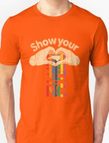 Show Your Love NC T-Shirt