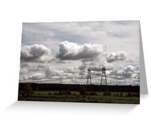 Dark Day Greeting Card